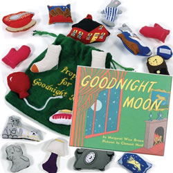 Goodnight Moon Story Set