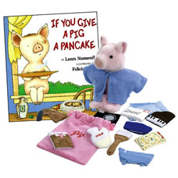 If You Give A Pig A Pancake Story Set