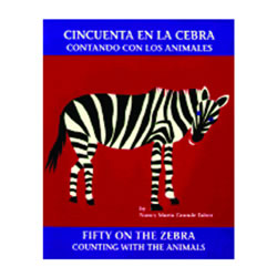 Cincuenta En La Cebra/Fifty On The Zebra - Paperback