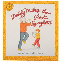 Daddy Makes the Best Spaghetti - Paperback