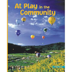 At Play In The Community (Big Book)