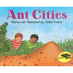 Ant Cities - Paperback