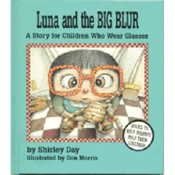 Luna™ And The Big Blur (Paperback)