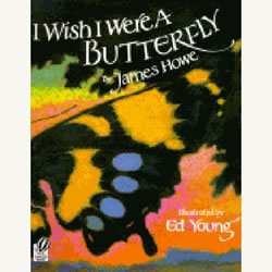 I Wish I Were A Butterfly (Paperback)