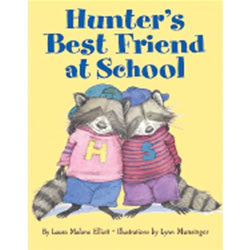 Hunter's Best Friend At School - Paperback