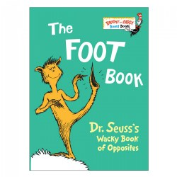 The Foot Book - Board Book