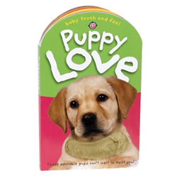 Puppy Love Board Book