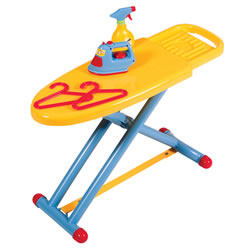 Ironing Board Set with Iron