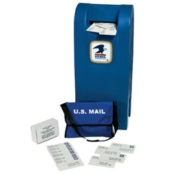 Let's Play Mailman Set