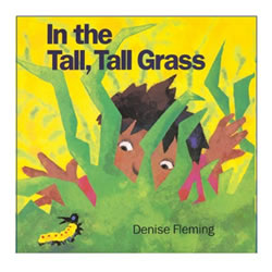 In The Tall Tall Grass - Big Book