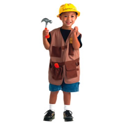 Dramatic Play Costume - Construction Worker