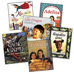 Cultural Diversity Book Set (Set of 6)