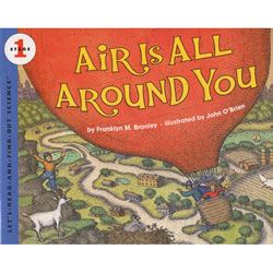 Air Is All Around You - Paperback