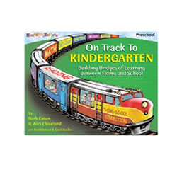 On Track To Kindergarten (English)