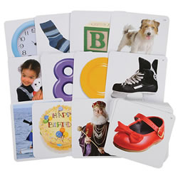 Photo Language Cards - Rhymes