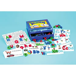 Alphabet Phonics Center Kit