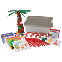Hands-On Phonological Awareness Classroom Kit