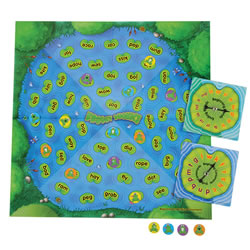 Froggy Phonics Game