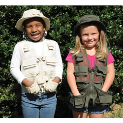 Outdoor Explorer Dress Up Set