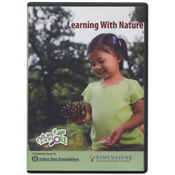 Learning with Nature DVD