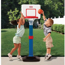 Easy Score™ Basketball Set