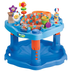 ExerSaucer® Mega Activity Center