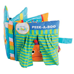 Eebee's Peek-A-Boo Adventures - Cloth Book