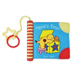 Spot's Toys - Clothbook