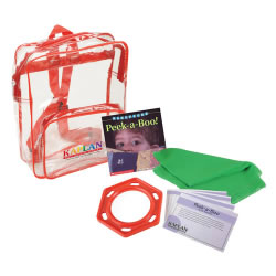 Peek-a-Boo Backpack Kit