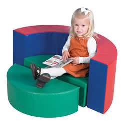 Rocky Play Seating Set