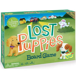 Lost Puppies™ Cooperative Board Game