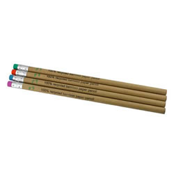 Eco-Friendly Pencils (Set of 4)