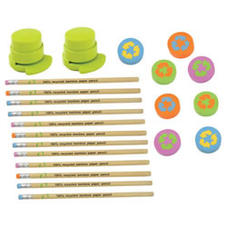Eco-Friendly Writing Center Set