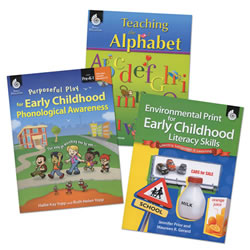 Early Literacy Resource Books