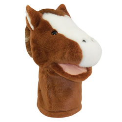 Horse Bigmouth Puppet