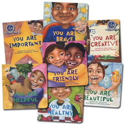 You Are Important Board Book Set (Set of 7)