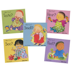 Small Senses Board Book Set