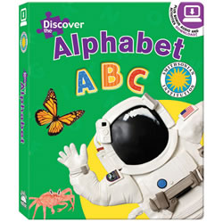 Discover the Alphabet - Board book