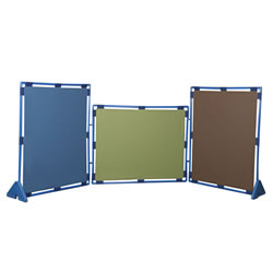 Rectangular Woodland PlayPanel® Set