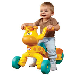 Little Tikes Go & Grow Lil' Rolling Giraffe