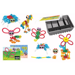 Kid K'NEX® Organisms and Lifecycles