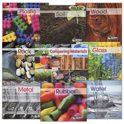 Comparing Materials Book Set (Set of 9)