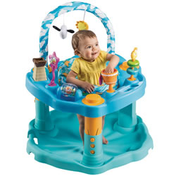 ExerSaucer® Bounce & Learn™ Activity Center