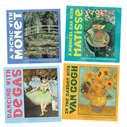 Mini Masters Board Book Set (Set of 4)