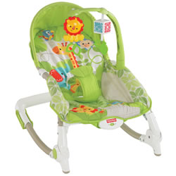 Rainforest Newborn to Toddler Rocker
