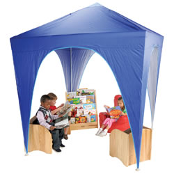 Indoor-Outdoor Gazebo