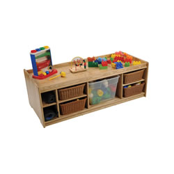 Ash Toddler Activity Table