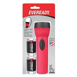 Everyready Flashlight with Batteries