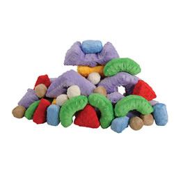 Soft Building Blocks (set of 40)