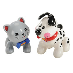 TOLO® Puppy and Kitten